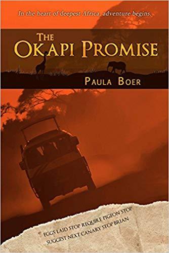 The Okapi Promise : Paula Boer