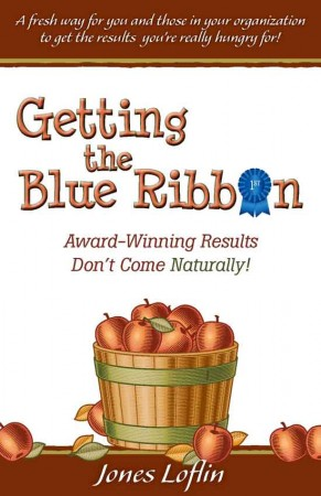 Getting the Blue Ribbon : Jones Loflin
