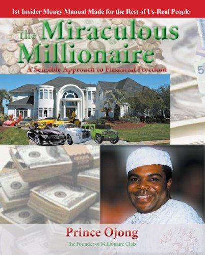 The Miraculous Millionaire : Prince Ojong