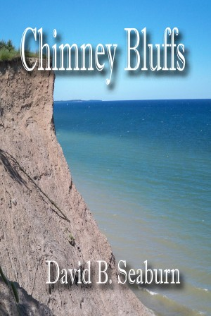 Chimney Bluffs : David B. Seaburn