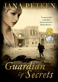 The Guardian of Secrets and Her Deathly Pact : Jana Petken