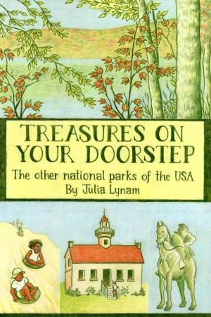 Treasures On Your Doorstep : Julia Lynam