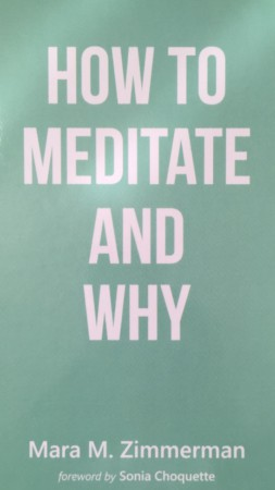How to Meditate and Why : Mara M. Zimmerman