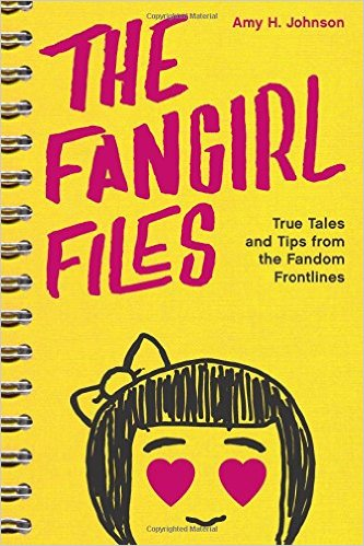 The Fangirl Files : Amy H. Johnson