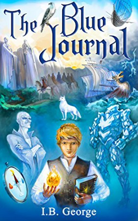 The Blue Journal : I.B. George