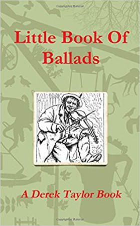 Little Book of Ballads: Derek Taylor