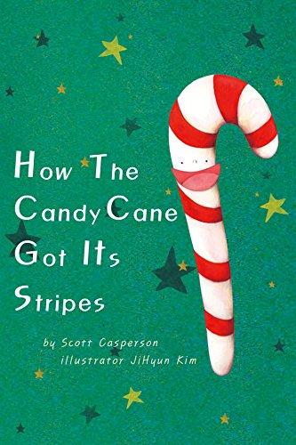 How The Candy Cane Got Its Stripes : Scott Casperson
