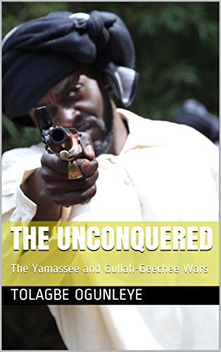 The Unconquered : Tolagbe Ogunleye