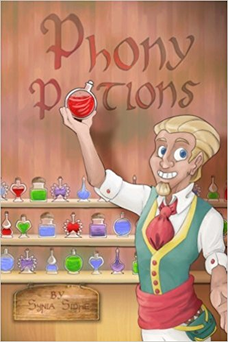 Phony Potions : Synia Sidhe