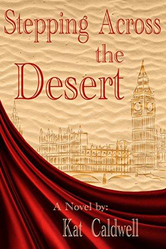 Stepping Across the Desert : Kat Caldwell