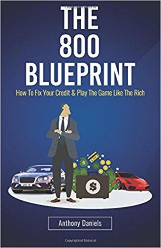 The 800 Blueprint : Anthony Daniels