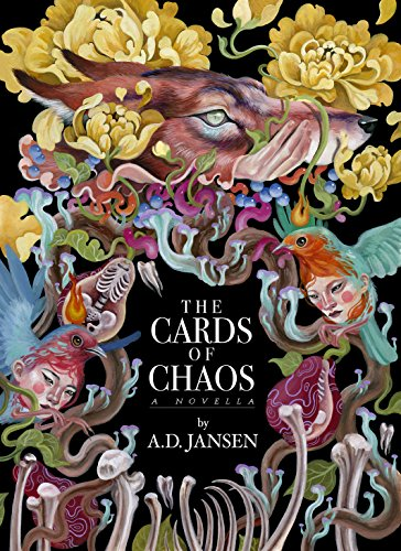The Cards of Chaos : A.D. Jansen