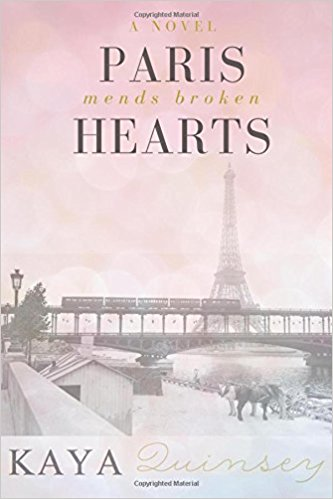 Paris Mends Broken Hearts : Kaya Quinsey