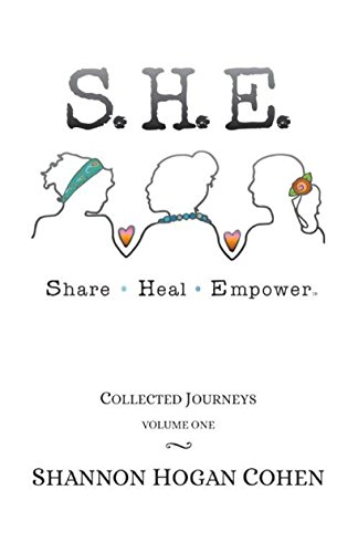S.H.E. Share Heal Empower : Shannon Hogan Cohen