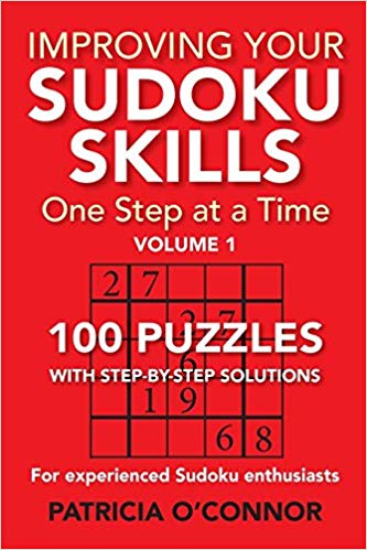 Improving Your Sudoku Skills : Patricia O'Connor