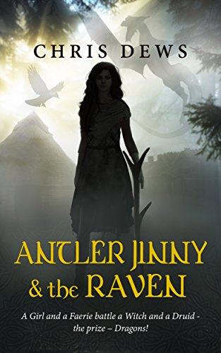 Antler Jinny and the Raven : Chris Dews