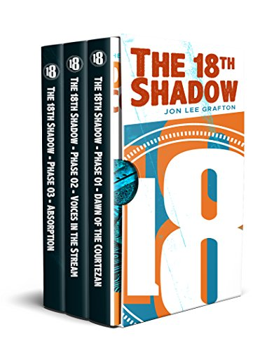 The 18th Shadow Box Set : Jon Lee Grafton