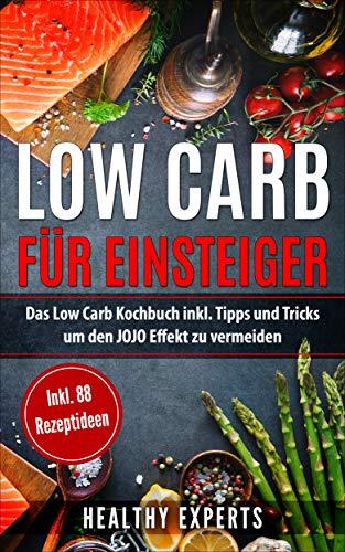 Low Carb für Einsteiger : Healthy Experts