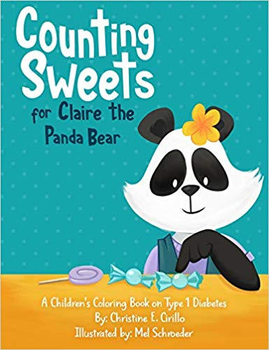 Counting Sweets for Claire the Panda Bear : Christine E. Cirillo