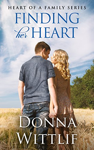 Finding Her Heart : Donna Wittlif