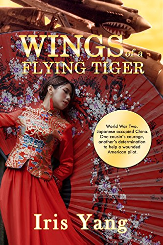 Wings of a Flying Tiger : Iris Yang