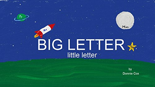 Big Letter Little Letter : Donnie Cox
