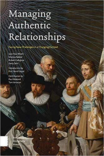 Managing Authentic Relationships : Jean Paul Wijers