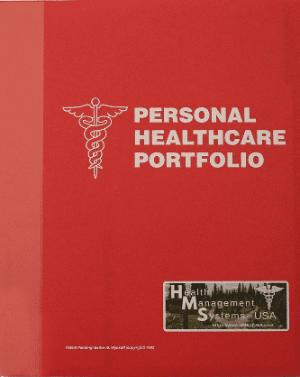 Personal Healthcare Portfolio : Esther B Wyckoff