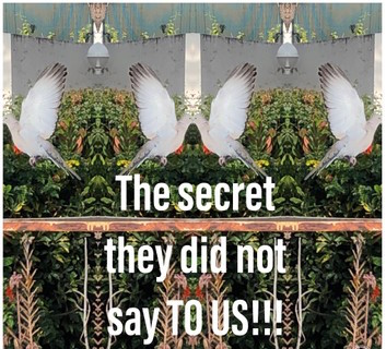 The secret they did not say TO US : A.N.Karambakhsh