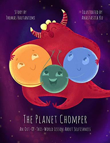 The Planet Chomper : Thomas Hautaniemi