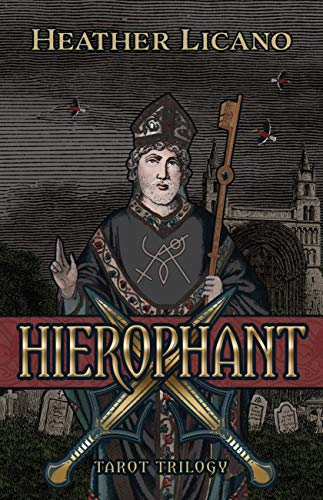 Hierophant : Heather Licano