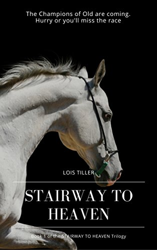 New Drama Novel Stairway to Heaven by Lois Tiller