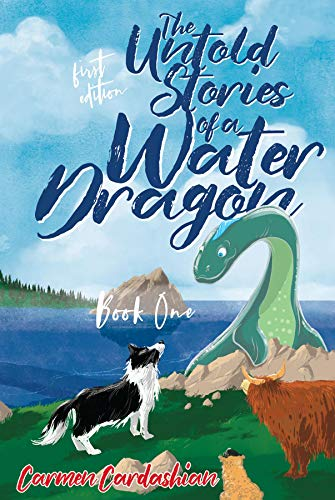The Untold Stories of a Water Dragon : Carmen Cardashian