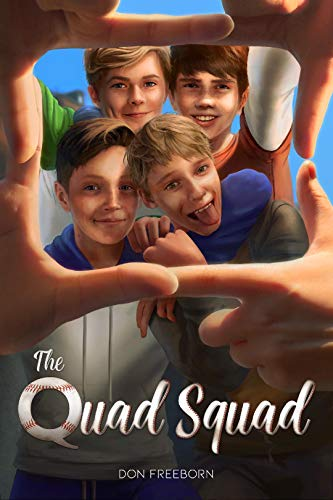 The Quad Squad : Don Freeborn