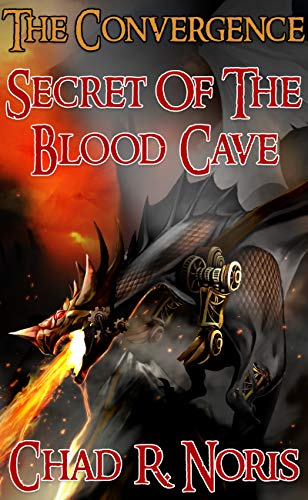 Secret of the Blood Cave : Chad R. Noris