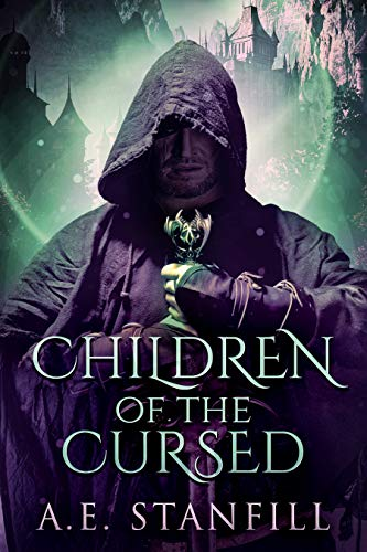 Children Of The Cursed : A.E. Stanfill