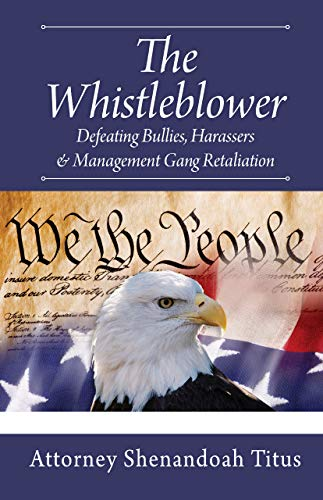 The Whistleblower : Shenandoah Titus