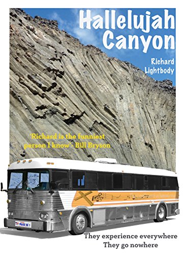Hallelujah Canyon : Richard Lightbody