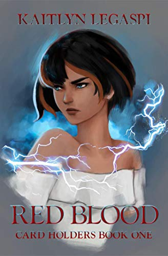 Red Blood : Kaitlyn Legaspi