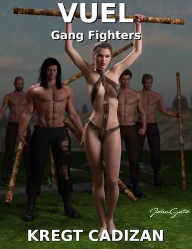 Vuel: Gang Fighters : Kregt Cadizan